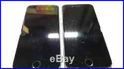 2 LOT Apple iPhone 6 A1586 16GB Cell Phone Sprint Clean IMEI Good Condition