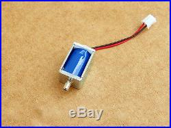 2pcs DC3V Normally Open Type Electronic Control Solenoid Discouraged Air Valve