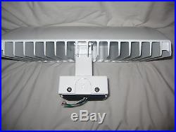 3 Rab Led White Outdoor Powerful Light Fixtures. Wpled104nw Wallpack 104w Lpack