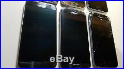6 LOT Samsung Galaxy S7 Repair Lot Various Cond. Clean IMEI Many Notes
