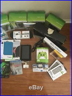 AS-IS Customer Returns Electronics Lot Visual Land, Controller, & More (Resell)