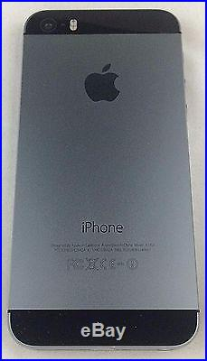 Apple iPhone 5s 16GB Space Gray (Boost Mobile) Good Condition Lot of 10