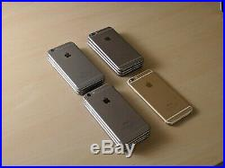 Apple iPhone 6 Space Gray (Carrier Unlocked) lot of 10 phones