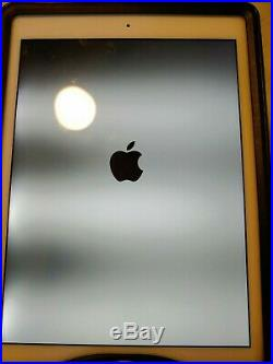 Apple iPhone 7 128 GB, Apple Watch 38 mm, and iPad Air 2 64 GB Lot of 3