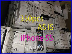 As-Is Apple iPhone 5S