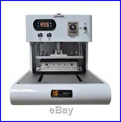 Automatic Hot Press Machine for iPhone Lcd Middle Bezel Front Frame Installer