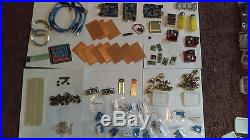 Electronic components and tools assortment