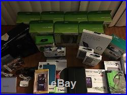 Electronics Lot Zagg, Visual Land, Xbox Controller, Cases, & More