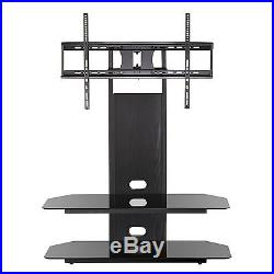 Floor Swivel TV Stand with Mount for 42-70 inch Tvs/Xbox One Free Stand TV Stand