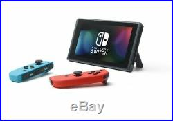 From JAPAN Nintendo Switch Joy-Con (L) Neon Blue / (R) Neon Red