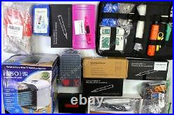 HUGE Wholesale Lot of Consumer Electronics & Home Products, 55 items, $1300 MSRP