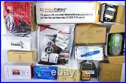 HUGE Wholesale Lot of TOOLS & Consumer Electronics, 50 items, MSRP over $1600