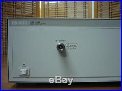 Kang Rong ScientificHP/Agilent 86794B MCSS Up Converter (AS-IS)