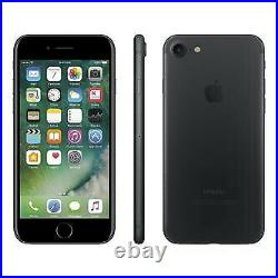 LOT OF 10 Apple iPhone 7 128GB Black (AT&T) A1778 (GSM) MN9H2LL/A