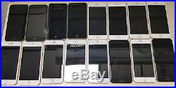 LOT OF 16 Iphone 6+ 16GB Phones on AT&T Network