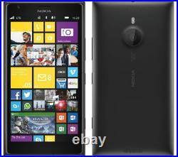 LOT OF 5 AS IS Nokia Lumia 1520 Black 16GB AT&T Windows Phone