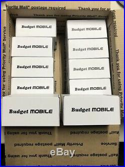 LOT of 10, Android UMX V351 Smartphone (Budget Mobile)