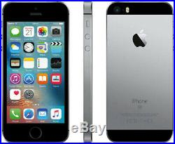 LOT of 10 Apple iPhone SE 16GB Space Gray (AT&T) A1662 (CDMA + GSM)