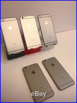 LOT of Five Apple iPhone 6S 16GB (Unlocked) Excellent Condition