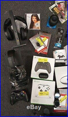 LOT of Mixed Electronics Customer Returns / Not Tested As-IS LG Sony Microsoft 5