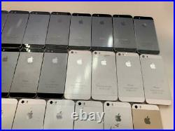 Lot Of 29 X Apple Iphone 5s A1533 / IC Lock / Good LCD / For Parts / As Is