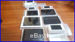 Lot Of 9 Apple Mobil Devices Iphone 5s 6 I Pad Mini 1 2 16gb 3g Network
