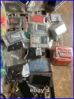 Lot Of Nokia And Microsoft Phone Parts. Touch Phones Parts