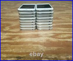 Lot of 16 Apple iPhone 4S (A1387) White READ BELOW- FMI ON- FOR PARTS