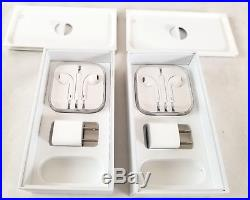Lot of 2 Apple iPhones 6S 32GB Silver MN162LL/A T-Mobile Bad ESN AS IS Grade A