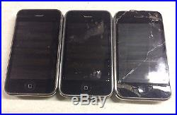 Lot of 21 Apple iPhone For Parts or Repair