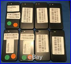 Lot of 25 Apple iPhone 7 color Mixed iCloud On, Clean IMEI