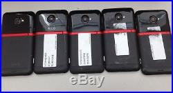 Lot of 40 HTC EVO 4G LTE Sprint Android Smartphone 16GB Black Tested PH687