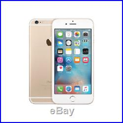 Lot of 5 Apple iPhone 6 128GB Gold (Unlocked) (GSM) Smartphone mixed Colors