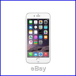 Lot of 5 Apple iPhone 6 128GB Silver (Unlocked) (GSM) Smartphone mixed Colors