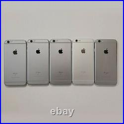 Lot of 5 Apple iPhone 6s 32gb Mixed