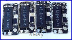 Lot of 8 Apple iPhone 6 (A1549) Various Carriers For Parts