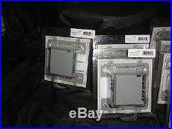 NEW-NOTIFIER LOT of 14 total= 11 FRM-1 + 2 FCM-1 + 1 ISO-X FIRE RELAY MODULE