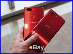 NEW Oppo R15 pro Unlocked 16MP 6G+128GB Dual-sim VOOC Flash Charge Phone red