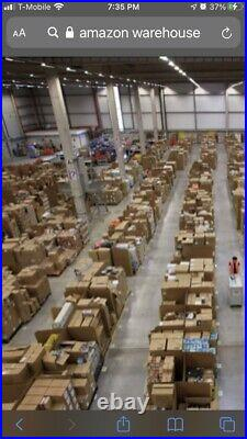 New Amazon Electronics General Merch Reseller Lot Wholesale New Never Opened