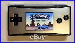 Nintendo Game Boy Advance Micro & DSi XL Lot Games, Case, Chargers, Accessories