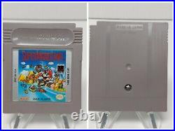 Nintendo GameBoy Advance SP (AGS-001) NES Limited Edition with Super Mario Land