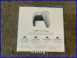 PS5 Playstation 5 Disc Console Extra Controller and Charging Station Bundle New