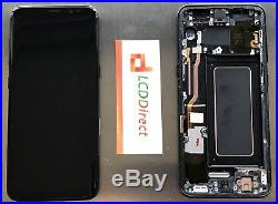 Samsung S8 Plus G955 Complete Lcd Screen Front & Rear Back Glass Repair Service