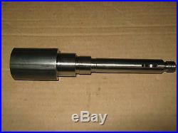 Steel Shaft Extension for Electronic Feed to Standard Power Feed Bridgeport NEW