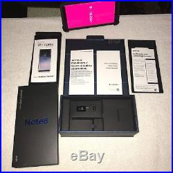 Unlocked Samsung Galaxy Note 8 with 64GB with S Pen + Wireless Charging + Otter Box