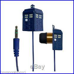 WHOLESALE LOT OF 107 Doctor Who TARDIS Earbuds Ear Buds Underground Toys C. O