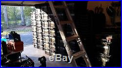 WHOLESALE Lot Of Mixed Electronics, Cables, Computer Items MSRP over $100,000.00