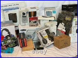 Wholesale Electronics Lots of NEW Unmanifested Amazon Items 10+ Items $200+ MSRP