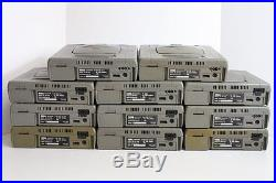 Wholesale LOT 11 Sega Saturn Gray Console SS Japan Import AS IS For PARTS REPAIR
