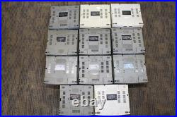 Wholesale LOT 11 Sega Saturn White Gray Console SS Japan Import AS IS PARTS LL01